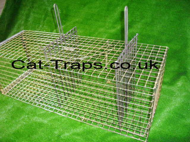 two cat trap dividers