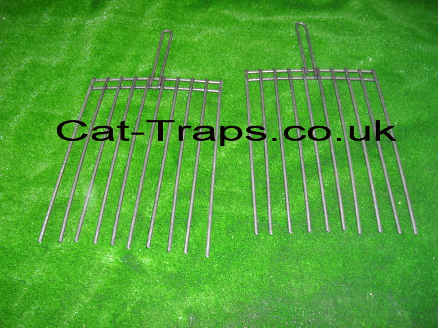 two cat trap comb dividers